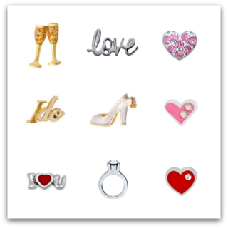 Love & Bridal Charms