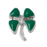 Four-Leaf Clover #1 Charm