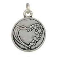 Circle of Love - Hearts Charm