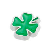 Four-Leaf Clover #2 Charm
