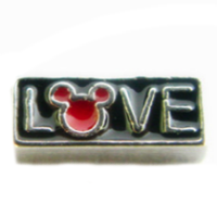 Love Mickey Mouse Charm