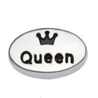 Royal Queen Charm - Black