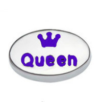 Royal Queen Charm - Purple