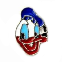 Donald Duck #2 Charm